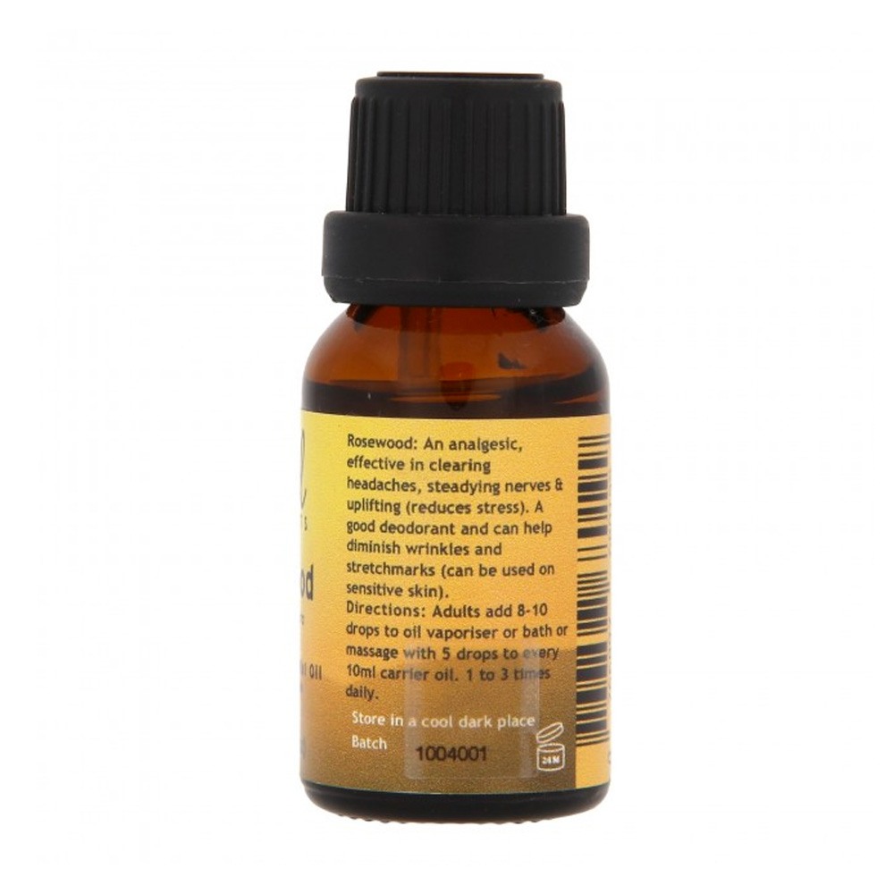 Rosewood Essential Oil - Beauty A-List
